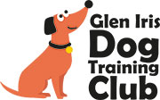 Glen Iris Dog Training Club Logo